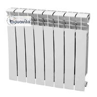 Радиатор биметаллический BIM 350/80 AQUAVITA 350D