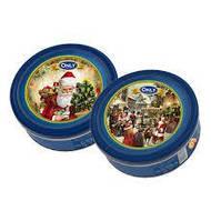 Рождественское сахарное печенье Only Butter Cookies 454 гр