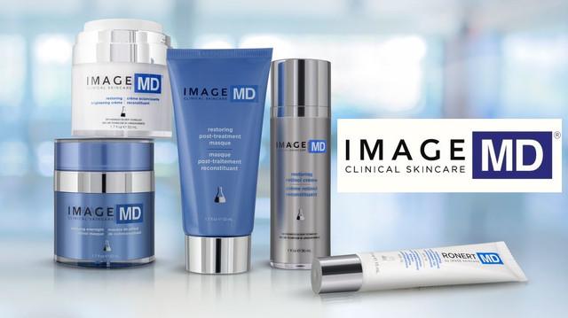 Баннер IMAGE Skincare MD