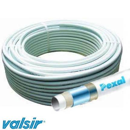 Металлопластиковая труба Valsir Pexal 20 x 2,5, фото 2
