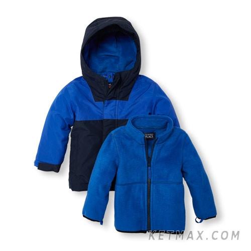 Термо куртка 2 в 1 The Children's Place для мальчика