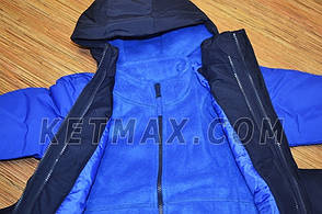 Термо куртка 2 в 1 The Children's Place для мальчика, фото 3
