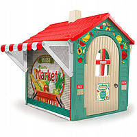 Дитячий ігровий будиночок Supermarket . Маркет, продуктовий магазин