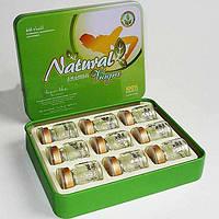 Женская натуральная ви-гра в таблетках( 3 шт) Natural vi-gra