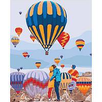 """Набор для творчества """"Воздушные мечты"""" картина по номерам, 40х50см, С Коробкой"""