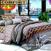 """Комплект постельного белья """"COMFORT 3D"""" двуспальный Евро 200 х 220 см."""