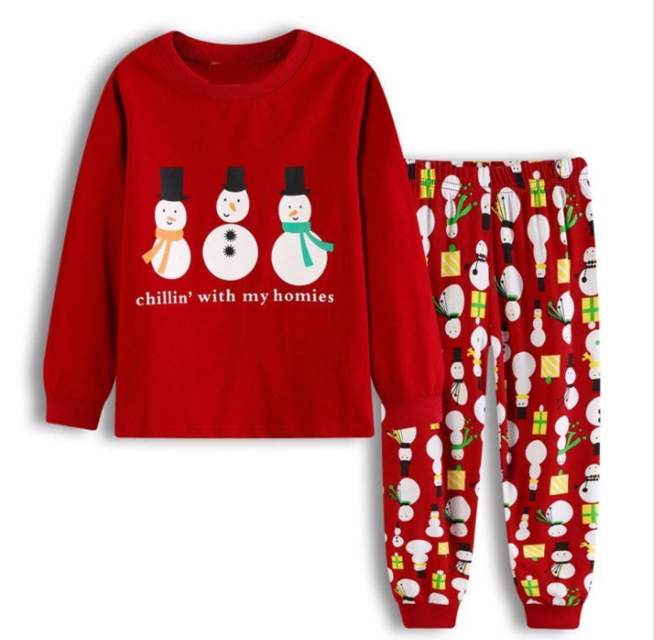 16cb8a226ef12 Пижама новогодняя детская, цена 255 грн., купить в Киеве — Prom.ua  (ID#840633295)