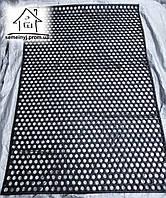 Коврик Резиновый Сота размер 140*96 см (высота ковра - 1 см)