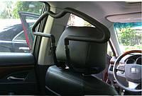 Тремпель для автомобиля прорезиненный ПРОЧНЫЙ, автомобильная вешалка