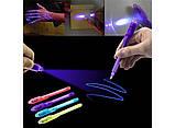 Набір для творчості (світловий планшет) Малюй світлом (А3, 2 маркера), фото 2