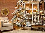 Как празднично украсить дом на Новый 2019 Год?