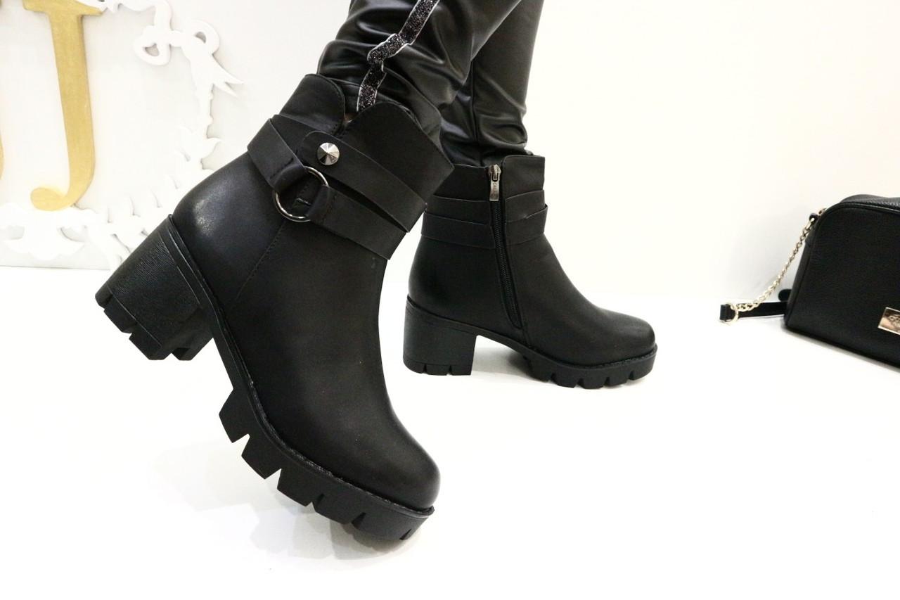 Ботинки зимние 102-4806 (JJ)