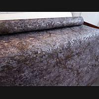 Обои Карамболь 2 8575-13 винил горячего тиснения на флизелине,шелкография 15 м,ширина 1.06=5 полос по 3 метра, фото 1