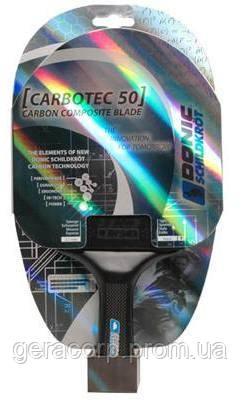 Ракетка для пинг-понга Donic Carbotec 50