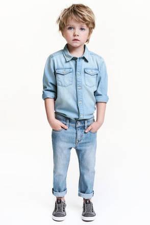 Джинсы H&M для мальчика, фото 2