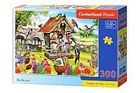 Пазл Castorland Скворечник 300 элементов В-030248 (tsi_38223)