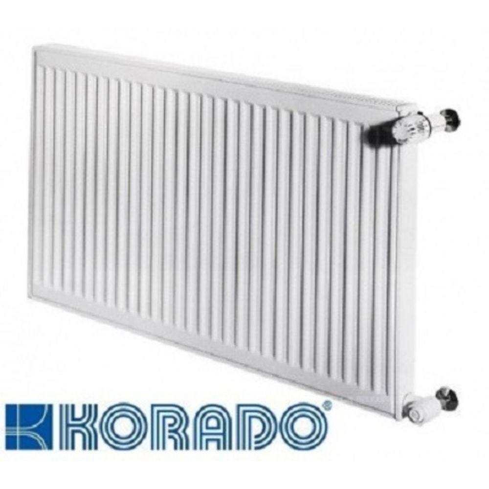 Радиатор стальной Korado Radik Klasik 22тип 600х1200 - Боковое подключение