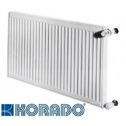 Радиатор стальной Korado Radik Klasik 22тип 600х1200 - Боковое подключение, фото 2