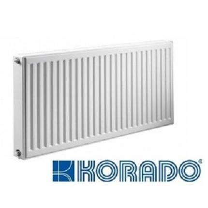 Радиатор стальной Korado Radik Ventil kompakt 22тип 600х1400 - Нижнее подключение, фото 2