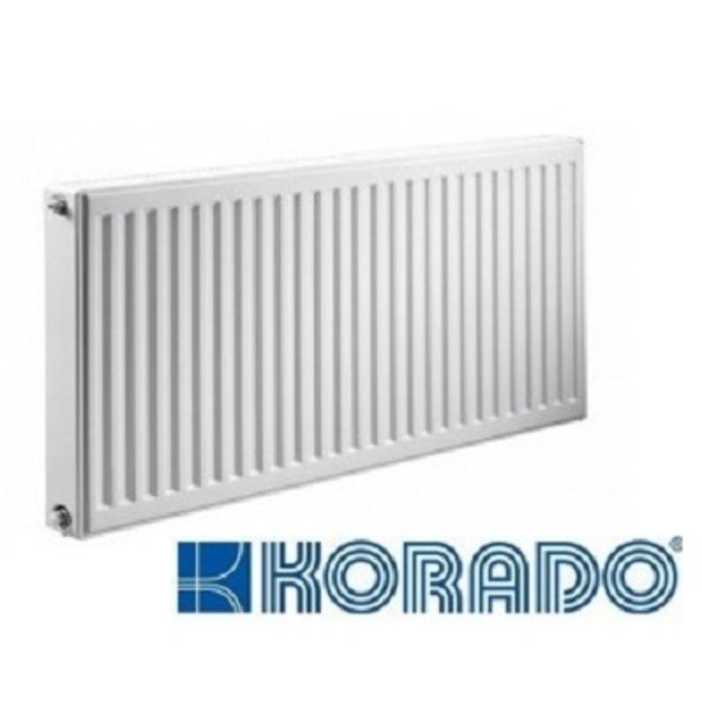 Радиатор стальной Korado Radik Ventil kompakt 22тип 600х600 - Нижнее подключение