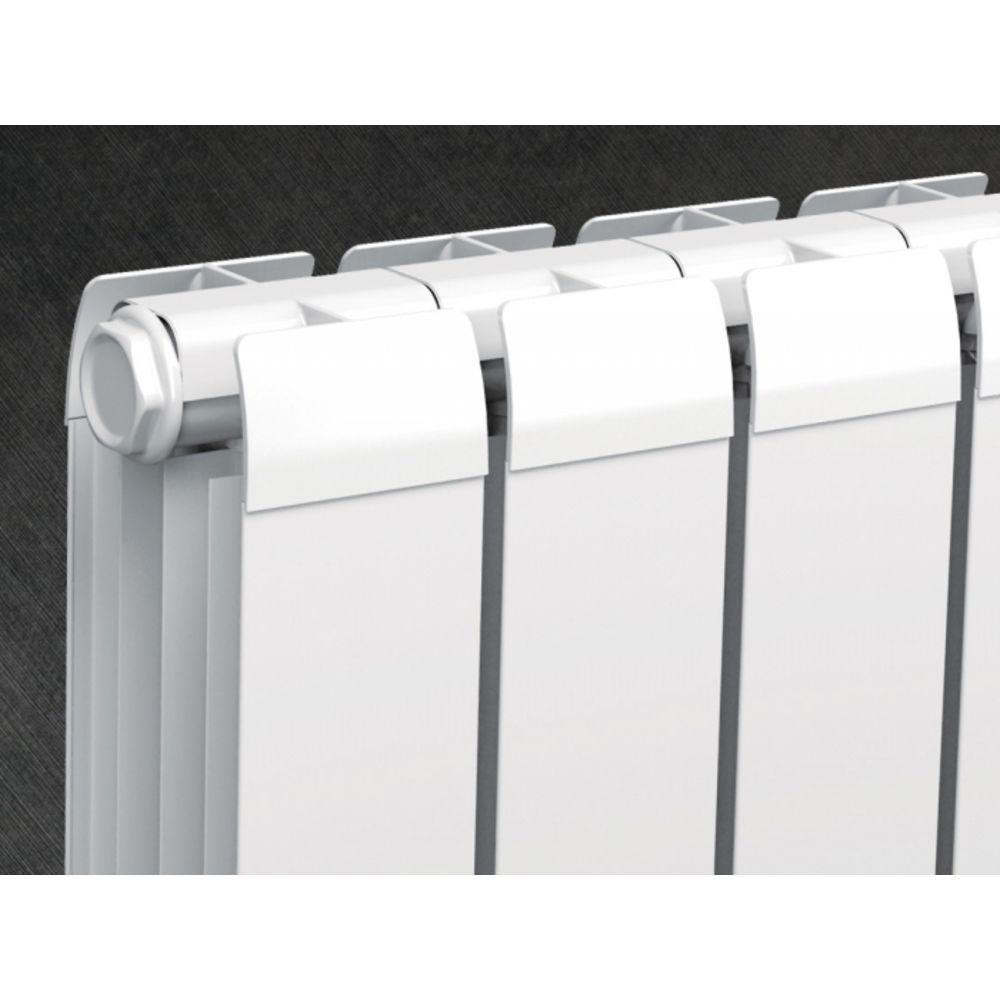 Радиатор алюминиевый Rubino H 1200/100 25 Бар