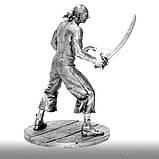 Пират с саблей, XVIII век, фото 2