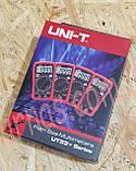 Мультиметр Unit UT33D+ цифровий, фото 4