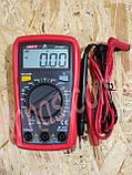 Мультиметр Unit UT33D+ цифровий, фото 3