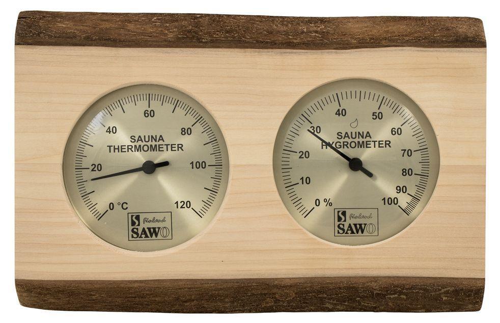 Термо-гигрометр Sawo 221-THNА
