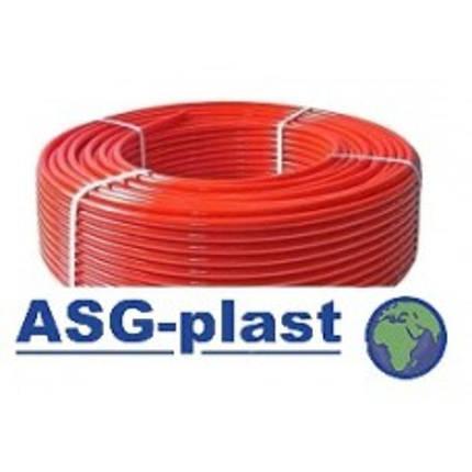 Труба полиэтиленовая ASG Plast 16*2 мм с кислородным барьером, фото 2