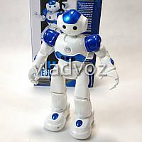 Робот на пульте управления радиоуправляемая игрушка Mechanics синий