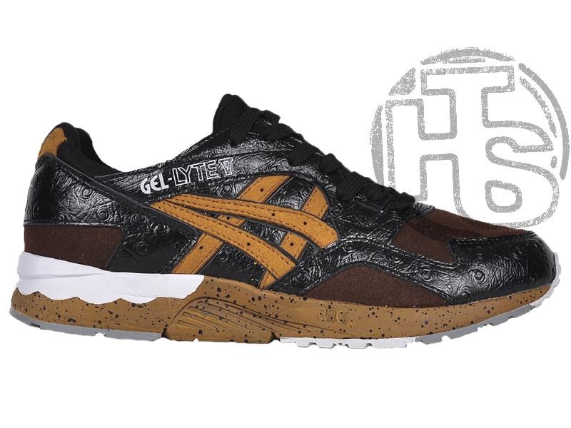 Мужские кроссовки Asics Gel-Lyte V Tartufo Pack Brown/Black H6T2L-9061