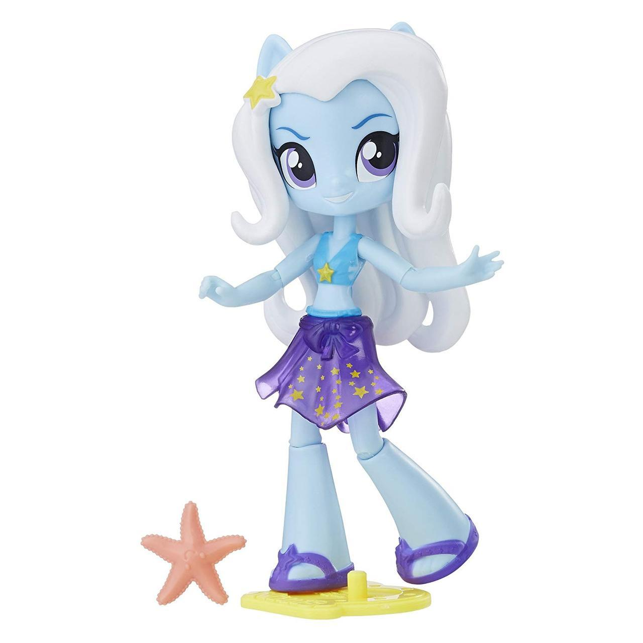 Май лител пони Трикси Луламун Пляж My Little Pony Equestria Girls Beach Collection Trixie Lulamoon оригинал