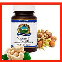 Витамин E НСП. Натуральный витамин для омоложения организма