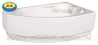 Ванна Акриловая Асимметричная Kaliope Calabria | 170X110 , 153X100 см. | Cersanit