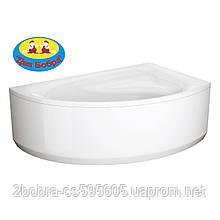 Ванна Акриловая Асимметричная Meza | 160х100,170х100 см. | Cersanit