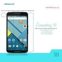 Защитное стекло Nillkin Anti-Explosion Glass для Motorola Google Nexus 6, фото 1