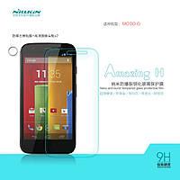 Защитное стекло Nillkin Anti-Explosion Glass для Motorola Moto G, фото 1