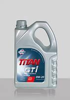Моторное масло TITAN GT1 0W20 (4л)