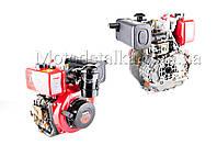 Двигатель м/б 178F (6Hp) (дизель, воздушное охлаждение, 4,41 кВт, 3600 об/мин, 296 см3)