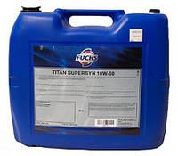 Моторное масло TITAN SUPERSYN 10w60 20L