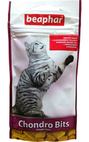 Подушечки Beaphar Chondro Bits для кошек 35 г