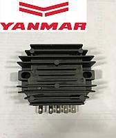 Регулятор напряжения (Реле зарядки) Yanmar