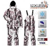 Зимний охотничий костюм NORFIN HUNTING WILD SNOW (71300)