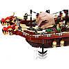 """Конструктор """"NINJA Летающий корабль мастера Ву"""" Bela 10723 2363 деталей, фото 5"""