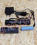 Аккумуляторный фонарь Police BL-1831-T6, фото 4