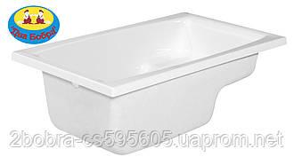 Ванна Акриловая Асиметричная сидячая 140x90 , 150x90 см. | Cersanit