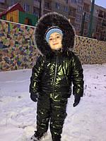 Костюм  детский лыжный  в расцветках 3555
