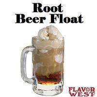 """Ароматизатор """"Кореневе пиво"""" Flavor West Root Beer Float"""