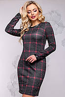 Платье 12-1074 - черный: М L XL XXL, фото 1